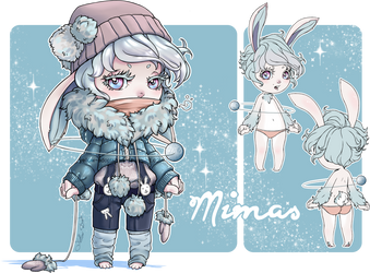 MIMAS ADOPT [CLOSED] by Yellow-adoptables