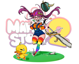 Mapleize Me: Stupid and brave by Yellow-adoptables