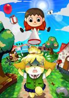 Animal Crossing: New leaf! by Folkloor