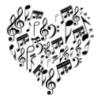 I Heart Music. by nezzle