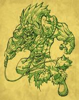 World of Warcraft Tribute - Hangman by DOUGLASDRACO