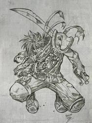 Hero by DOUGLASDRACO