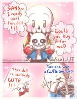 Fancomic-Could you buy it by 666azarashi666
