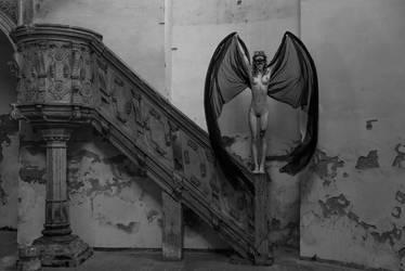Dark Angel by maarew