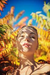 Mrs. Autumn by maarew