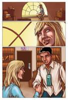 JK Rowling Bio Page 1 by Flyler