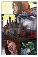JK Rowling Bio Page 10 by Flyler