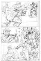Half a Doom pg 2 by Flyler