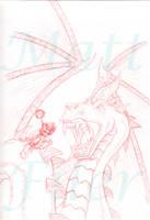 Dragon's Redline by Flyler