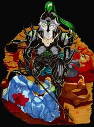 Avatar of Bane by DamonVonBohn