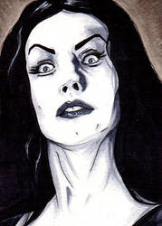 Vampira by Christopher-Manuel