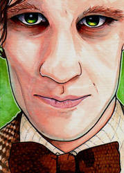 Doctor Who by Christopher-Manuel