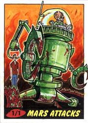 Mars Attacks by Christopher-Manuel