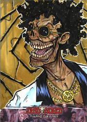 Deadworld Rasta Man by Christopher-Manuel