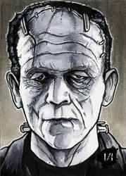 Frankenstein Monster by Christopher-Manuel