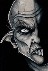 Nosferatu by Christopher-Manuel