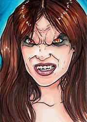 Jolene Blalock Vampire by Christopher-Manuel