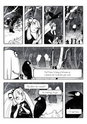 The woods of the occult - page 02 by Rozenng