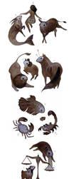 Horoscope by Rozenng