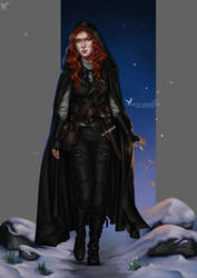 Commission: Eliana by barn-swallow