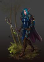 Commission: Lantara by barn-swallow