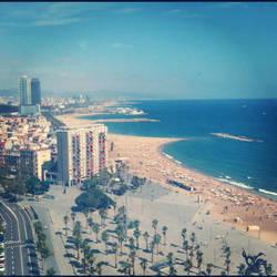 Barcelona I by Cluisanna