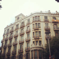 Barcelona II by Cluisanna