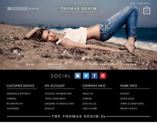The Thomas Denim Co by NCLVT