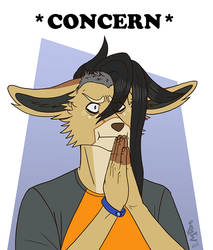 Concerned Levi Is Concerned by crocdragon89