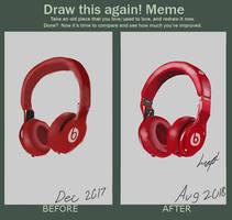 Draw this again Meme o/ by TinyMooglet