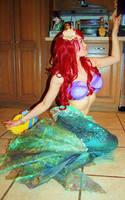 Ariel cosplay 10 by mayumi-loves-sora