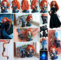 Commission Brave by mayumi-loves-sora