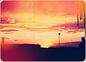 .OldSunset. by multicolorlips
