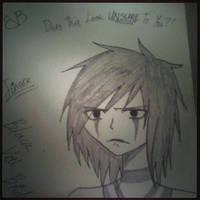 Unsure Jinxx by KhairiLoneliness