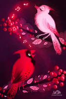 Cardinal Song by LilaCattis