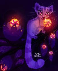 Sugarglider by LilaCattis