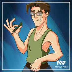 Me in Disney Style by marcusagm