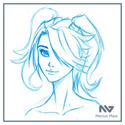 Concept - Sakura - 3/4 by marcusagm