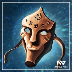 AriBanks Mask by marcusagm