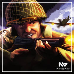 Call of Duty by marcusagm