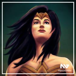 Wonder woman by marcusagm