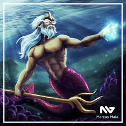 Poseidon by marcusagm