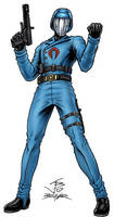Cobra Commander - Helmet by PrimeOp
