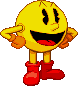 Pac-Man - scratch made sprite by PrimeOp