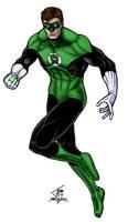 Green Lantern - Hal Jordan by PrimeOp