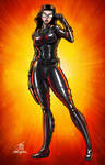 Baroness - Adjust glasses by PrimeOp