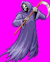 sprite: Death - Castlevania 1 by PrimeOp