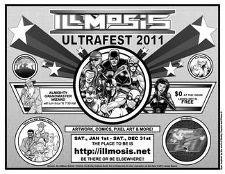 Illmosis Ultrafest 2011 by PrimeOp