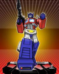 Optimus Prime 2014 pic by PrimeOp