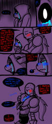 Till the end (Undertale: Sans and Papyrus) by YaoiLover113